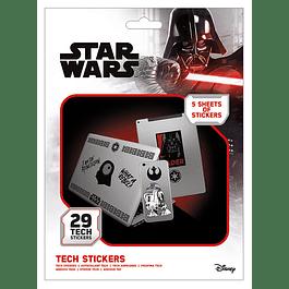 Star Wars Tech Stickers