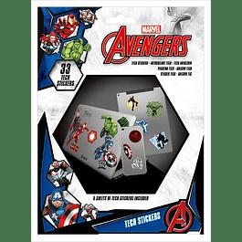 Marvel Avengers Tech Stickers