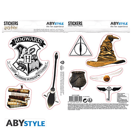 Harry Potter Stickers Magical Objects