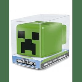 Caneca 3D Minecraft Creeper Face