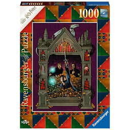 Puzzle 1000 Peças Harry Potter and the Deathly Hallows Part 2
