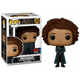 POP! Game of Thrones: Missandei 2019 Fall Convention Exclusive Limited Edition