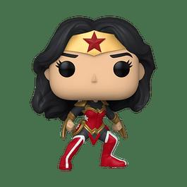POP! Heroes: Wonder Woman - Wonder Woman A Twist of Fate