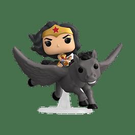 POP! Rides: Wonder Woman - Wonder Woman on Pegasus