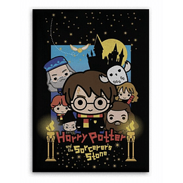 Manta Harry Potter and the Sorcerer's Stone
