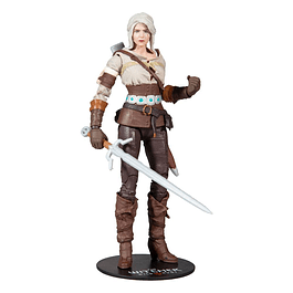 The Witcher 3: Wild Hunt Action Figure Ciri