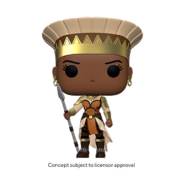 POP! Marvel What If… ?: The Queen