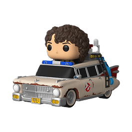 POP! Rides: Ghostbusters Afterlife - Ecto-1 with Trevor