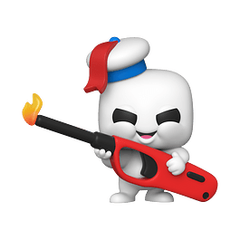 POP! Movies: Ghostbusters Afterlife - Mini Puft (with Lighter)