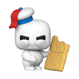 POP! Movies: Ghostbusters Afterlife - Mini Puft (with Graham Cracker)