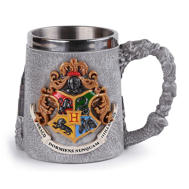 Caneca Harry Potter Hogwarts School