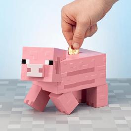 Mealheiro Minecraft Pig
