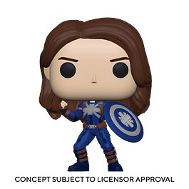 POP! Marvel What If… ?: Captain Carter (Stealth)