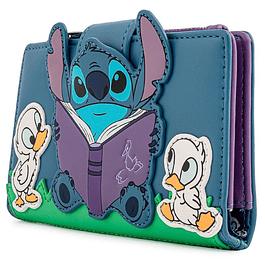 Carteira Disney Lilo & Stitch Story Time Duckies