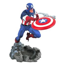 Estátua Marvel Comic Gallery - Captain America