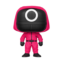 POP TV: Squid Game - Red Soldier (Mask)