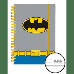Notebook A5 Batman Retro
