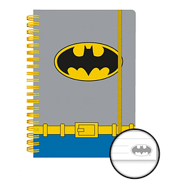 Notebook A5 Batman Retro