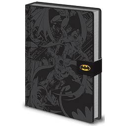 Notebook A5 Premium Batman