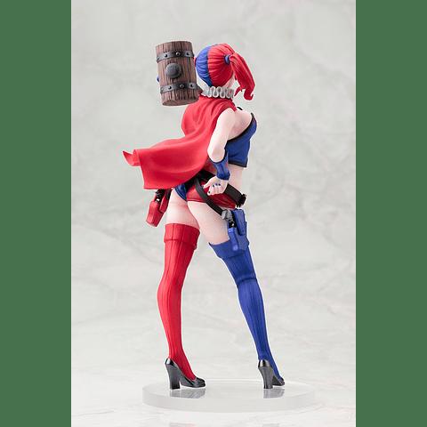 Estátua Bishoujo Harley Quinn
