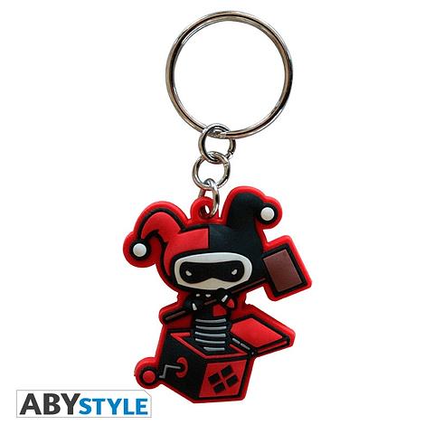 Porta-chaves Harley Quinn