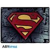 Placa de Metal Superman Logo