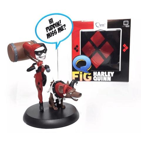 Q-Fig DC Comics Harley Quinn