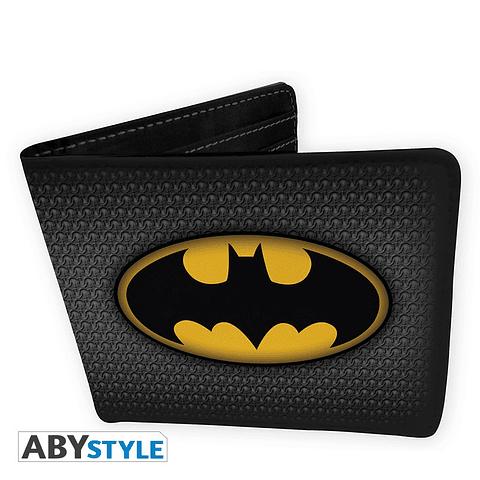 Carteira Batman Logo