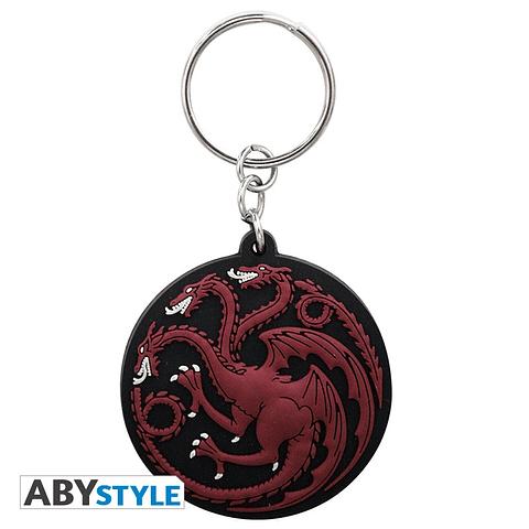 Porta-chaves Game of Thrones Targaryen