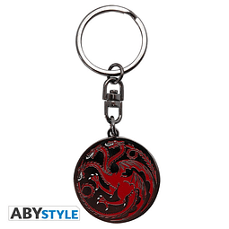 Porta-chaves Game of Thrones Targaryen