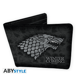 Carteira Game of Thrones Stark