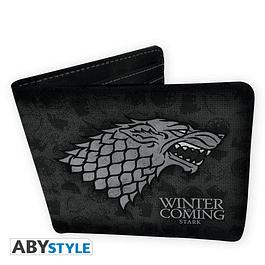 Carteira Game of Thrones Stark