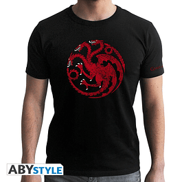 T-shirt Game of Thrones Targaryen