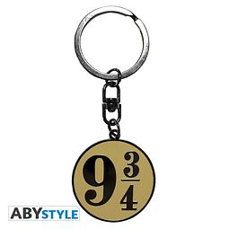 Porta-chaves Harry Potter Plataforma 9 3/4