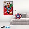 Almofada Captain America Shield