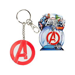 Porta-chaves Marvel The Avengers Logo Flexível