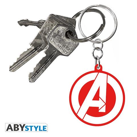 Porta-chaves Marvel The Avengers Logo