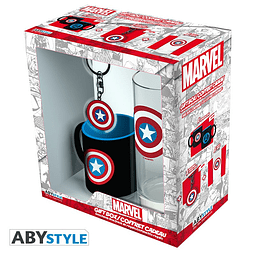 Gift Box Marvel Captain America
