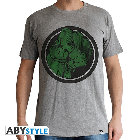 T-shirt Marvel Hulk Smash