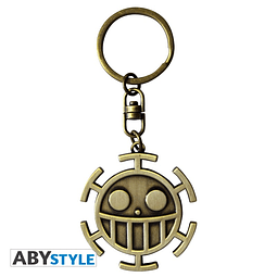 Porta-chaves One Piece Trafalgar Law Symbol 3D