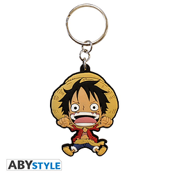Porta-chaves One Piece Luffy