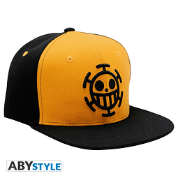 Chapéu One Piece Trafalgar Law Symbol