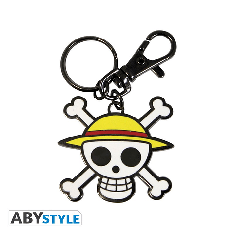 Porta-chaves One Piece Luffy Symbol