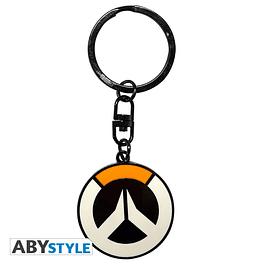Porta-chaves Overwatch Logo