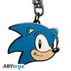 Porta-chaves Sonic Retro