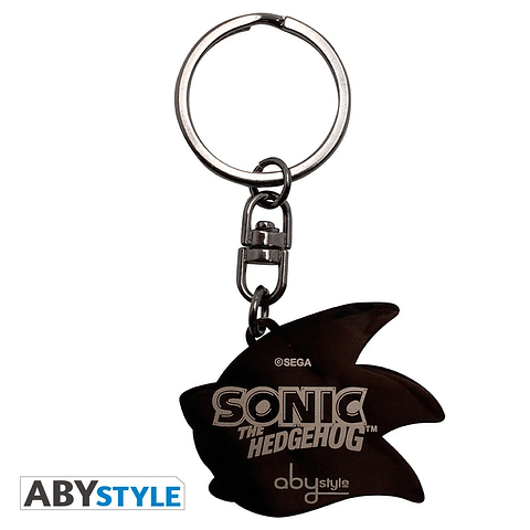Porta-chaves Sonic Retro