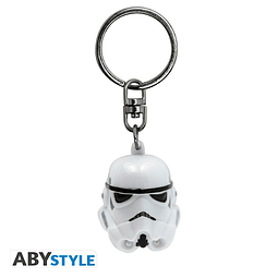 Porta-chaves Star Wars Stormtrooper 3D