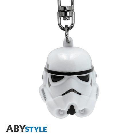 Porta-chaves Star Wars Stormtrooper 3D