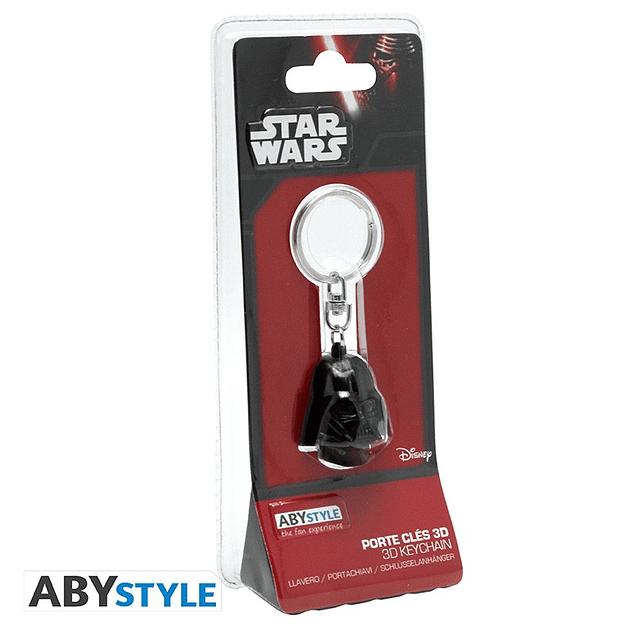 Porta-chaves Star Wars Darth Vader 3D
