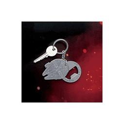 Porta-chaves Star Wars Millennium Falcon com Tira-cápsulas